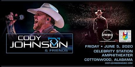 Cody Johnson & Friends tickets