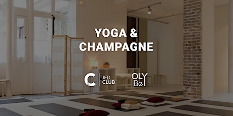Yoga & Champagne tickets