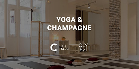 Yoga & Champagne billets