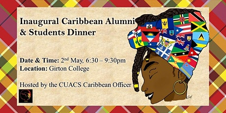 INAUGURAL CARIBBEAN ALUMNI & STUDENTS DINNER tickets