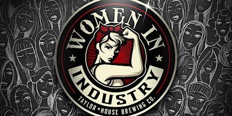 Women in Industry tickets