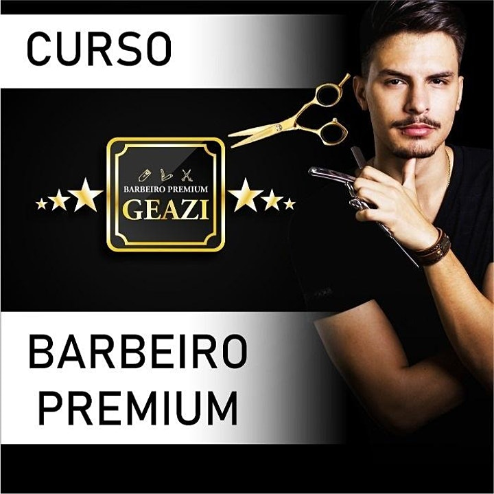 Imagem do evento Curso de barbeiro cabeleireiro em BH Belo Horizonte