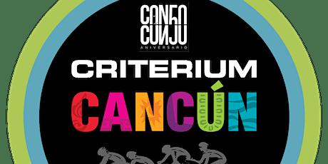 Criterium Cancun 50 Aniversario boletos