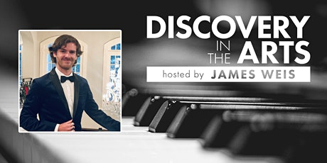 Jordan Sommers - Discovery in the Arts Series 2020 tickets