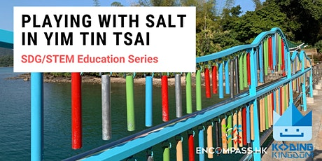 Playing with Salt in Yim Tin Tsai SDG/STEM Excursion tickets