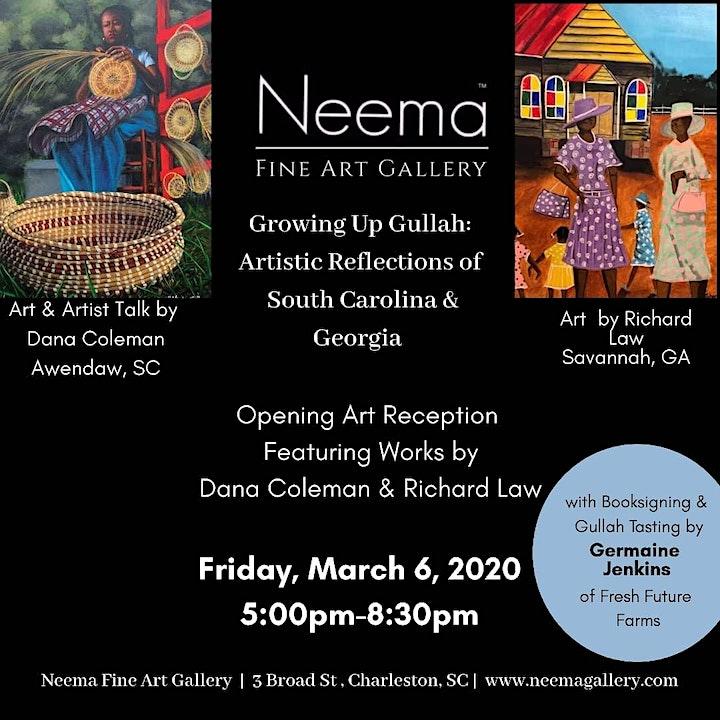 Growing Up Gullah II: Artistic Reflections of South Carolina & Georgia image