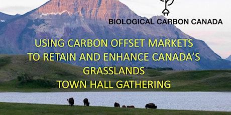 Enhancing Canada Grasslands - Town Hall tickets