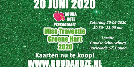 Miss Travestie Groene Hart 2020 tickets