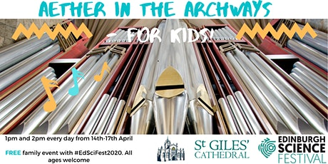 Aether in the Archways - for Kids! tickets
