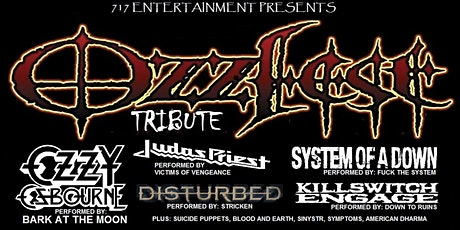 Ozzfest Tribute Festival tickets