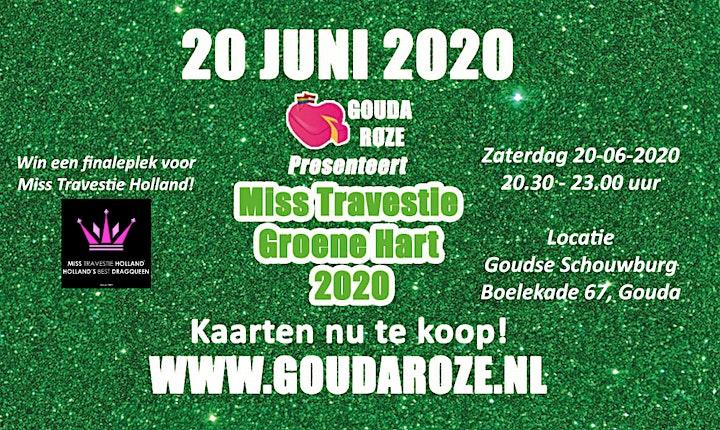 Afbeelding van Miss Travestie Groene Hart 2020