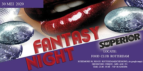 Fantasy Night tickets