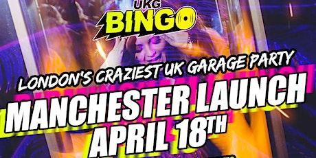 UKG BINGO | MANCHESTER LAUNCH tickets