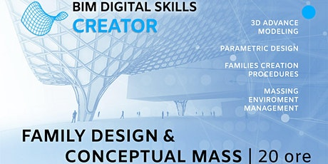 BIM DIGITAL SKILLS | CREATOR biglietti