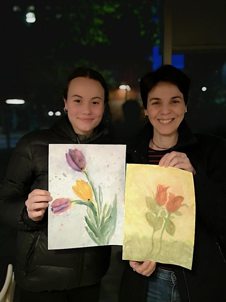 Botanical Watercolour Painting Workshop image