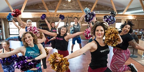 PomSquad Fitness at Visceral Dance! tickets
