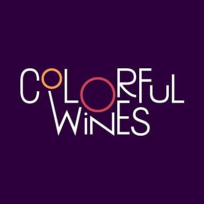 Colorful Wines logo
