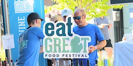 Eat Great Food Festival tickets