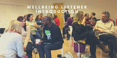 Wellbeing Listener - Introduction tickets