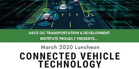 (POSTPONED TBD)-T&DI March 2020 Luncheon - Connected Vehicle Technology tickets