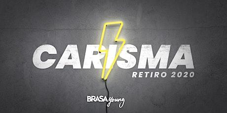 CARISMA - Retiro Brasa Young - 2020 ingressos