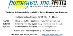 Hiring for Fit Small Business Workshop