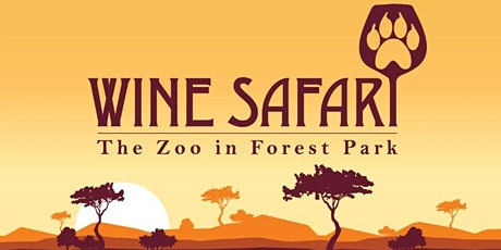 Wine Safari, presented by The Zoo in Forest Park tickets