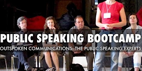 Fearless! Public Speaking Bootcamp 2020: April tickets
