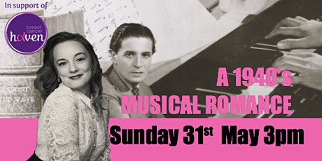 A 1940's Musical Romance  tickets
