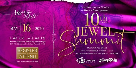10th Annual Jewel Summit with Keynote Speaker Tracy Wilson Mourning tickets
