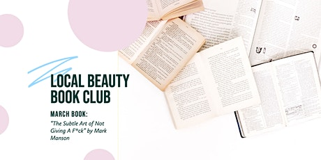 LOCAL BEAUTY BOOK CLUB tickets