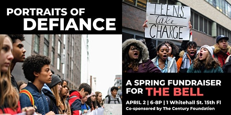 [POSTPONED] Portraits of Defiance: A Fundraiser for The Bell tickets