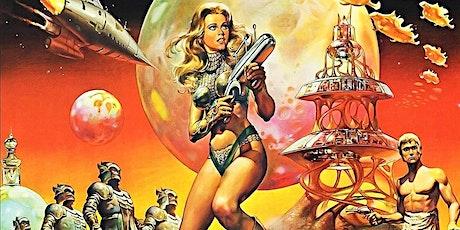 35mm prime time screening of 60's Sci Fi Camp classic BARBARELLA tickets