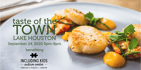 Taste of the Town- Lake Houston tickets