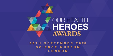 Our Health Heroes Awards 2020 tickets