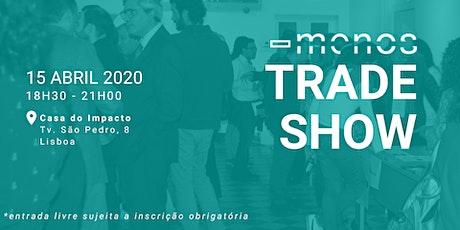 ADIADO - Trade Show de micro-empreendedorismo menos bilhetes