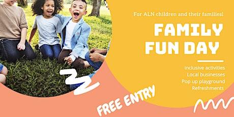 ALN Family Fun Day tickets
