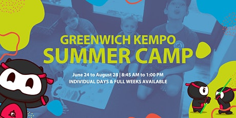 Summer Camp at Greenwich Kempo tickets