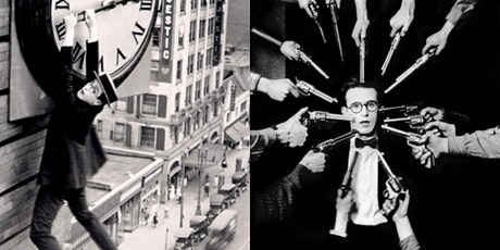 Double Feature Harold Lloyd silent classics SAFETY LAST/THE KID BROTHER tickets