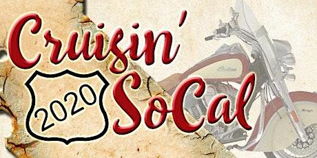 Cruisin' SoCal 2020 tickets