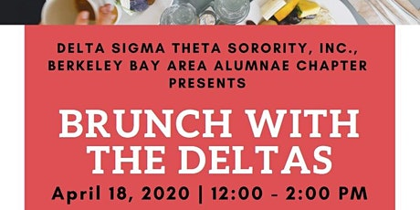 BBAAC Presents: Brunch with the Deltas tickets