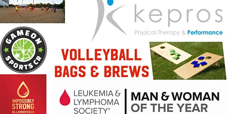 Volleyball & Bags Tournament benefitting the Leukemia & Lymphoma Society tickets
