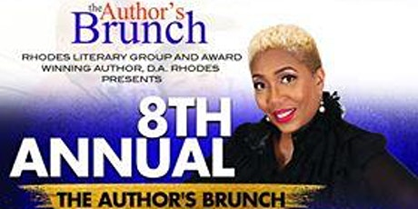 The Author's Brunch 2020 tickets