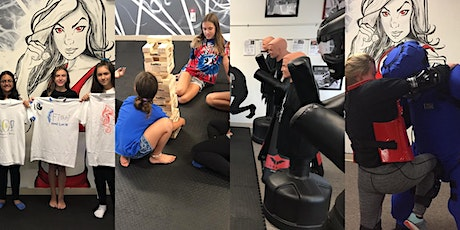 Girls Fight Summer Camp - July 27-31, 9:30am-3pm tickets