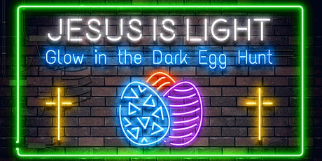 Glow in the Dark Easter Egg Hunt! tickets