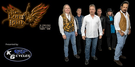 The Long Run- a Journey through the Music of the Eagles , presented by K&G Cycles tickets