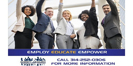 Diversity Job Fair-STL tickets