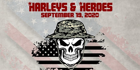 Harleys and Heroes tickets