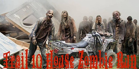 3rd Annual Zombie Run Atv/sxs Tour (Halloween Day tickets