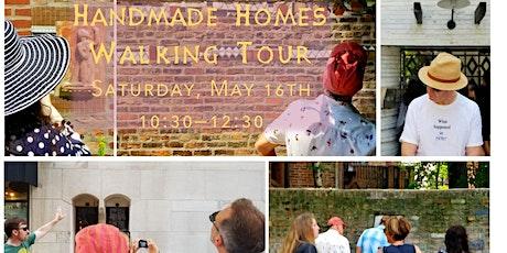 Edgar Miller Legacy | Handmade Homes Walking Tour tickets